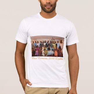 Class Reunion 2010 London-DSM-01wbg T-Shirt