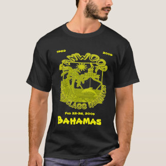 class reunion, Bahamas, Feb 22-26, 2009, 1969, ... T-Shirt