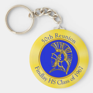 Class Reunion Keychains with YOUR TEXT and IMAGE
