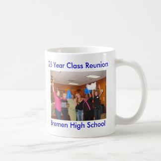 Class Reunion Souvenir Mug - Customized