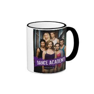 Classe d'académie de danse tasse