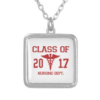 Classe de 2017 départements soignants collier