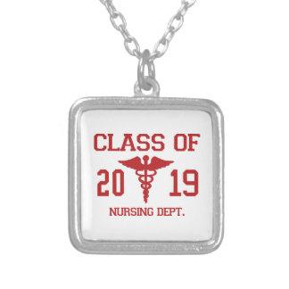 Classe de 2019 départements soignants pendentif