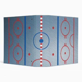Classeur central d'arène de hockey sur glace