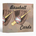Classeur de cartes de base-ball