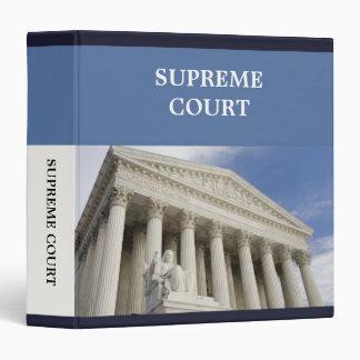 Classeur de court suprême