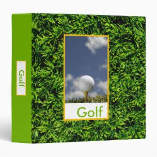Classeur de golf