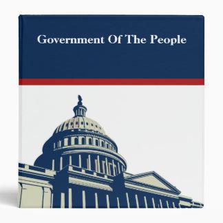 Classeur de gouvernement
