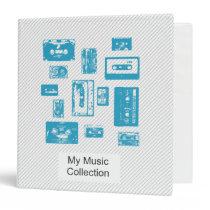 Classeur de musique classeur
