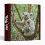 Classeur mignon de koala