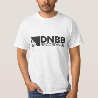 Classi T-Shirt White DNBB Recordings