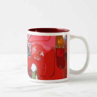 CLASSIC 12 (mug) Two-Tone Coffee Mug