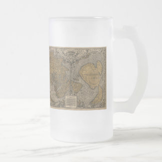 Classic 1531 Antique World Map by Oronce Fine Mug