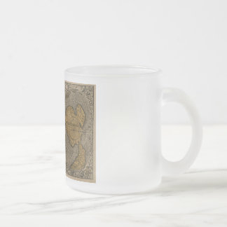 Classic 1531 Antique World Map by Oronce Fine Coffee Mugs