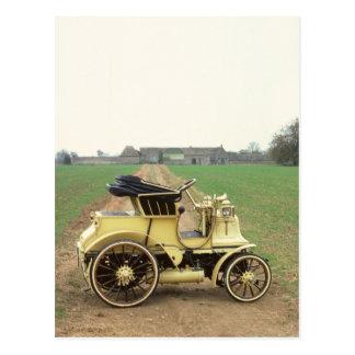 Classic 1897 Daimler Phaeton Postcard