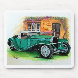 Classic 1932 Type 41 Mouse Pad