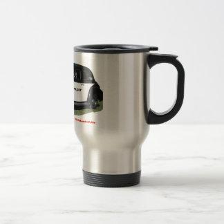 Classic_1940_Chevrolet_Police_Texturized Travel Mug