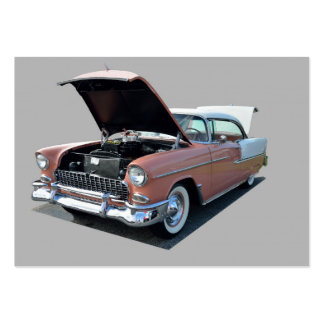 Classic 1950's Chevrolet Large Business Card