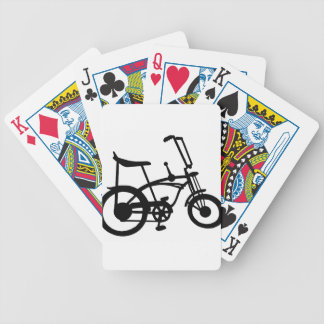 CLASSIC 60'S BIKE BICYLE SCHWINN STINGRAY BIKE BICYCLE PLAYING CARDS