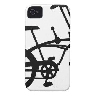 CLASSIC 60'S BIKE BICYLE SCHWINN STINGRAY BIKE iPhone 4 Case-Mate CASE