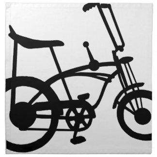 CLASSIC 60'S BIKE BICYLE SCHWINN STINGRAY BIKE NAPKIN