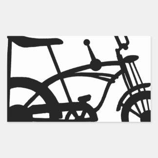 CLASSIC 60'S BIKE BICYLE SCHWINN STINGRAY BIKE STICKER