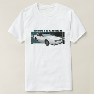Classic 86 Monte Carlo SS graphic T-Shirt