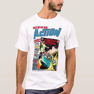 Classic Action Ad Tee