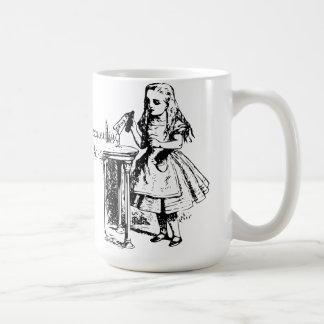 Classic Alice In Wonderland Mug