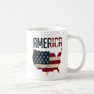 Classic America Coffee Mug