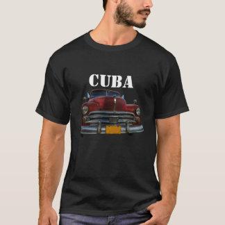 Classic American car in Vinales, Cuba T-Shirt