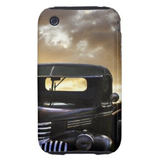 Classic American Car iPhone 3/3GS Tough Case Tough iPhone 3 Case