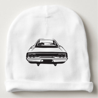 Classic American Charger Baby Beanie