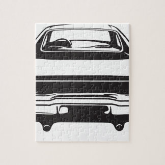 Classic American Charger Jigsaw Puzzle