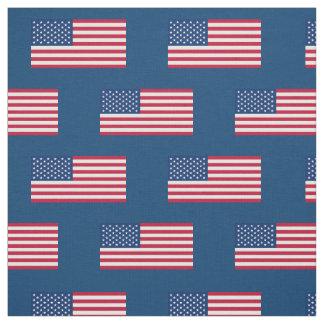 Classic American Flag Fabric