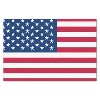 Classic American Flag Tissue Paper