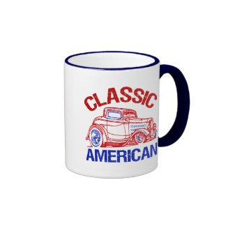 Classic American Ringer Mug