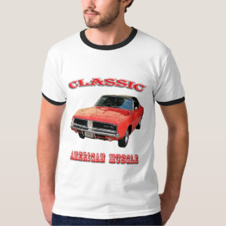 Classic American Muscle Car Charger T-Shirt