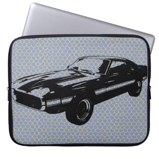Classic American Muscle Car Laptop Sleeve