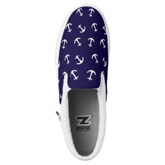 Classic and Elegant Nautical Anchor Pattern