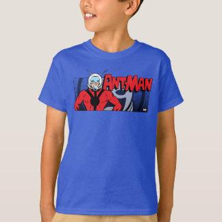 Classic Ant-Man Character Art T-Shirt