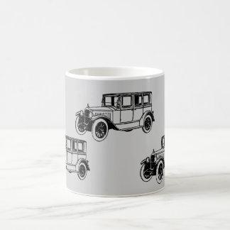 Classic Antique Car Automobile Coffee Mug
