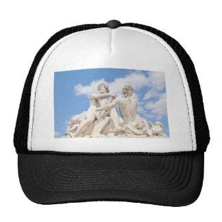 Classic architecture trucker hat