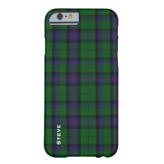Classic Armstrong Clan Tartan Plaid iPhone 6S Case