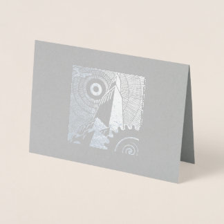 Classic Art Deco Card for any occasion
