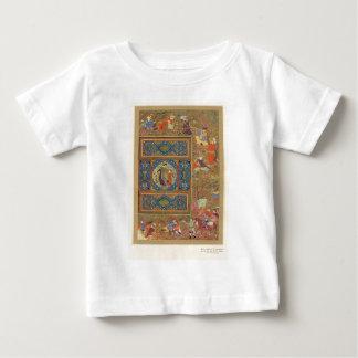 Classic Asian Art decorative panel Shirts