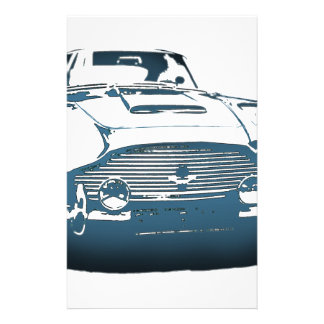 Classic Aston Stationery