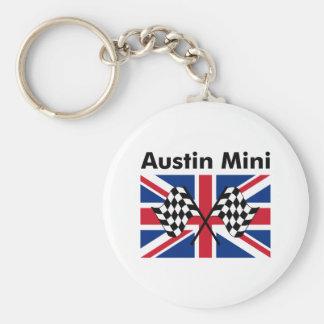 Classic Austin Mini Keychain