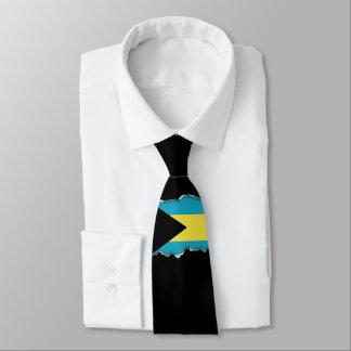 Classic Bahamian Flag Tie