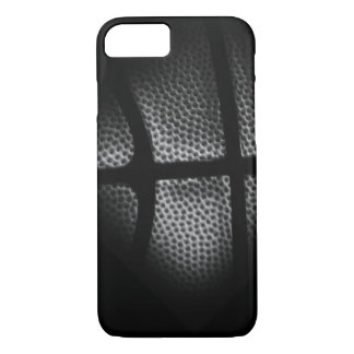 Classic BASKETBALL Black HIGH RESOLUTION Case